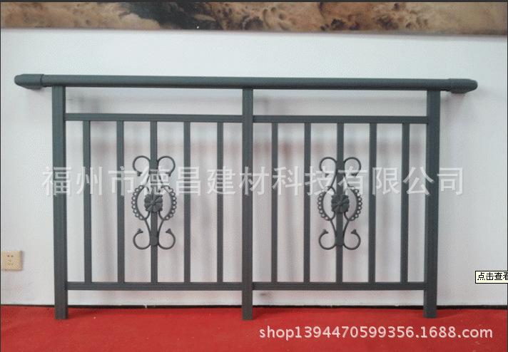 定制欧式锌钢阳台护栏